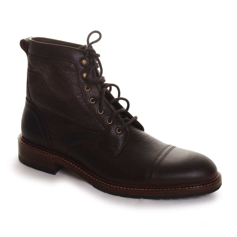 Lawrence Leather Boots