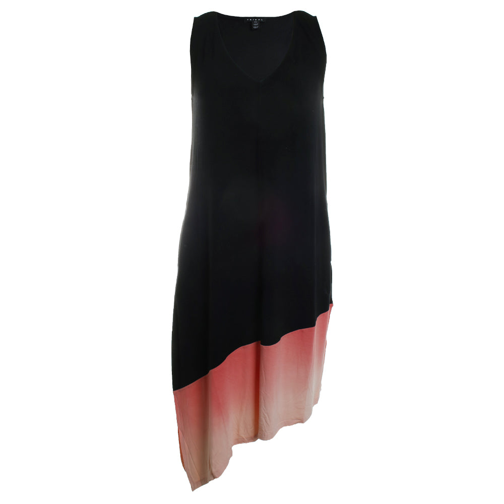 Dip Dye Shift Dress