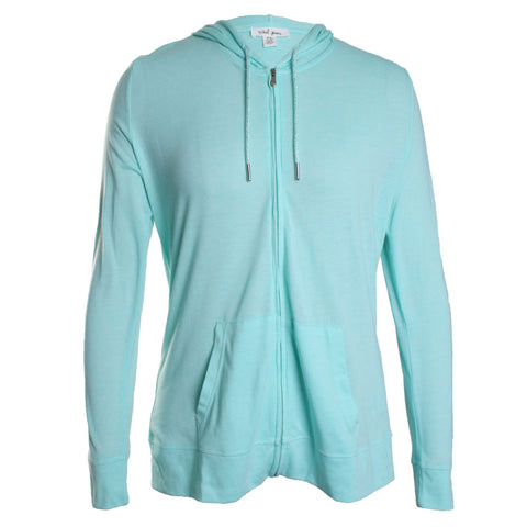 Long Sleeve Zip Up Hoodie