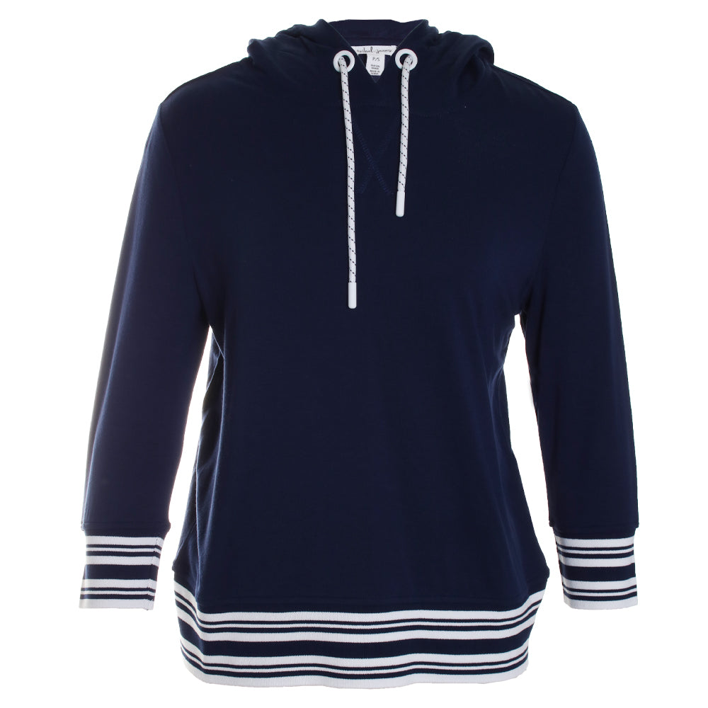 Nautical Hoodie Sweater