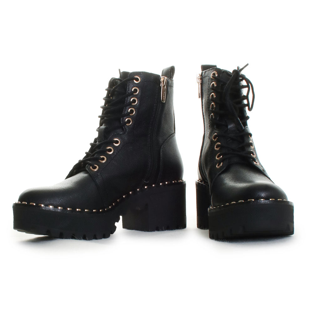 Mecale Combat Boots