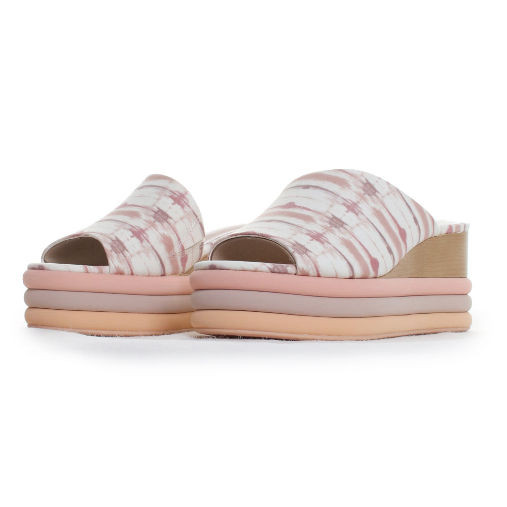 Pendrea Platform Wedge Sandals