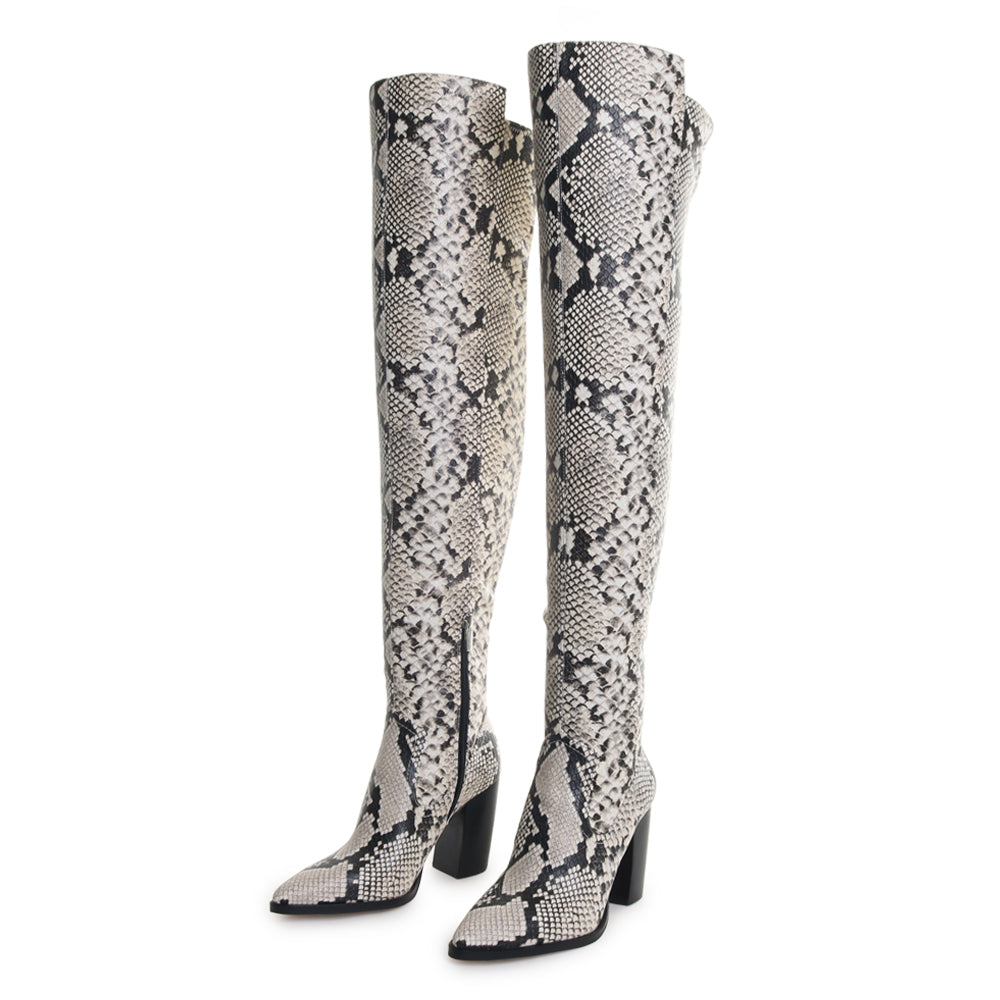 Cottara Over-the-Knee Boots