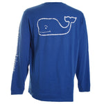Whale Pocket Long Sleeve Tee