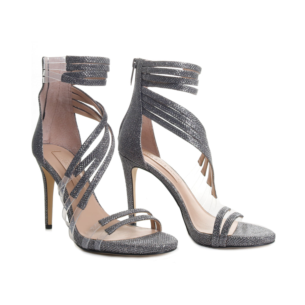 Daine Strappy Sandal Heels