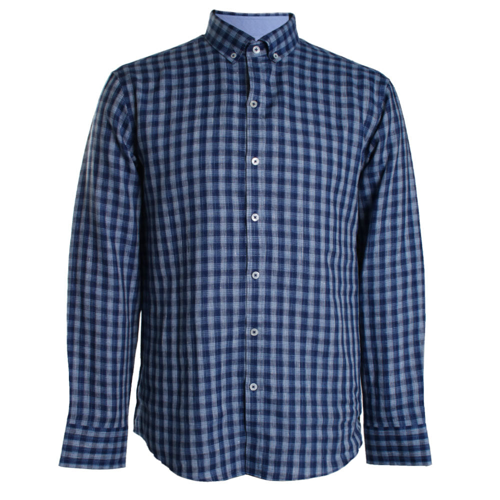 Bonner Plaid Dress Shirt