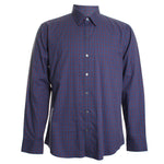 Middler Plaid Button Front Shirt