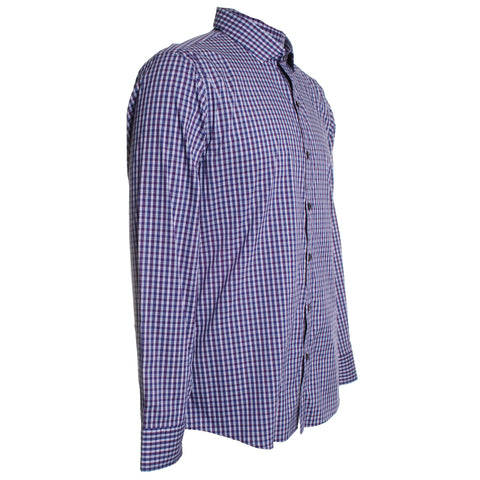Bates Check Dress Shirt