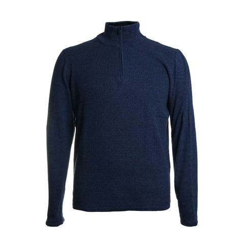 Higgins Quarter Zip Sweater