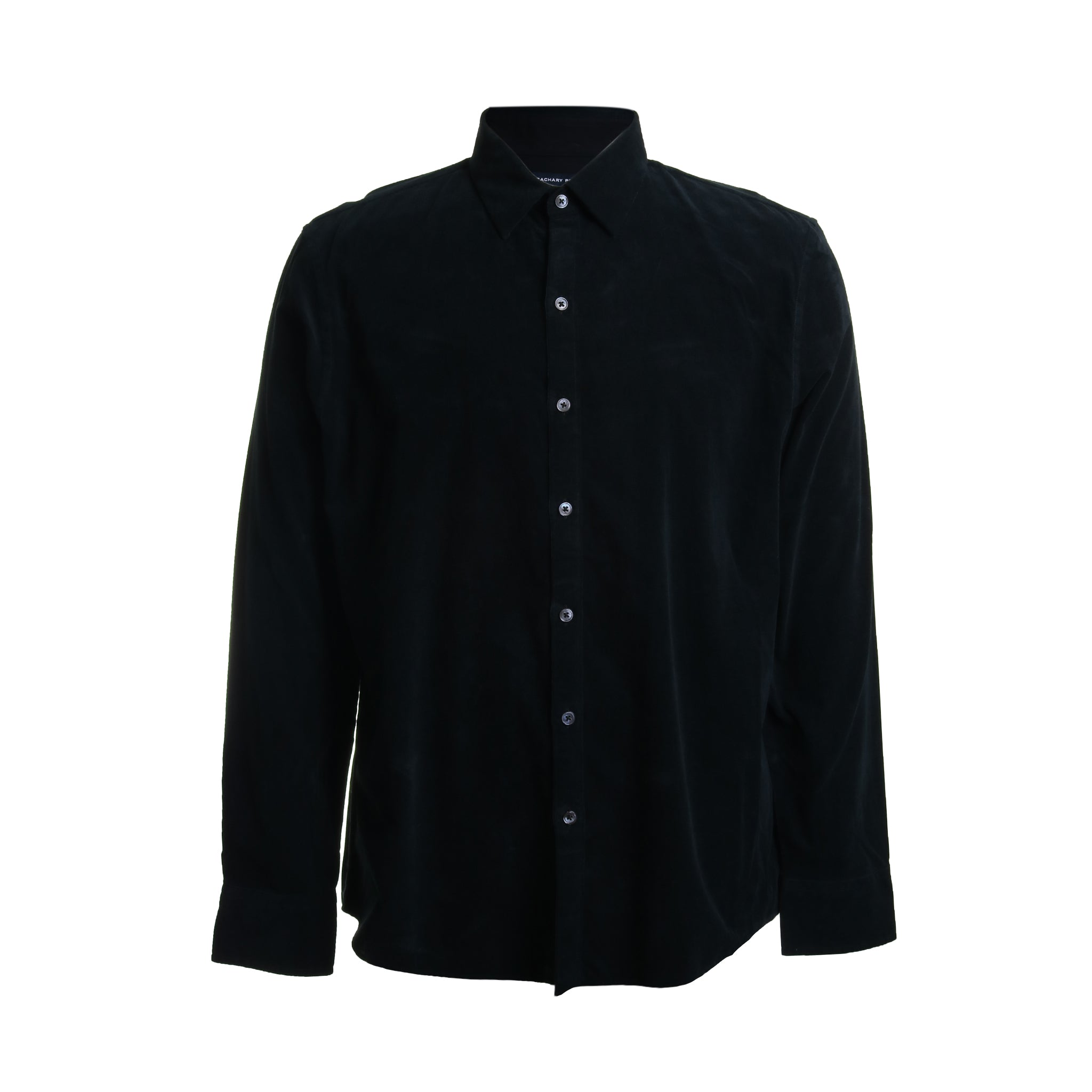 Akiti Micro Corduroy Button Down Shirt