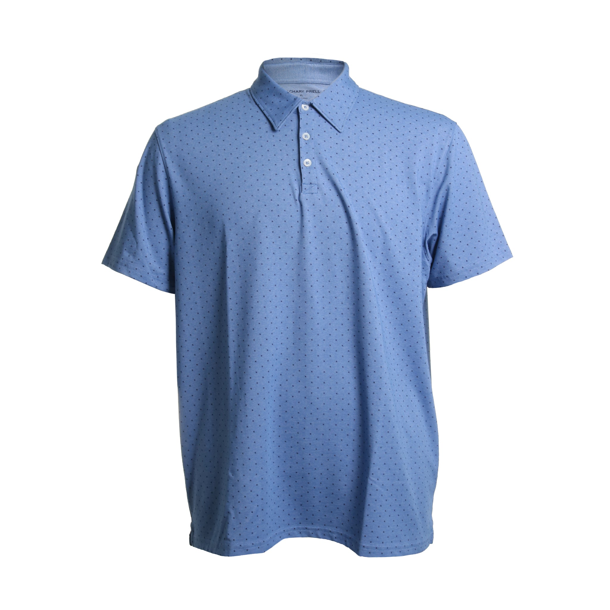 Bayville Cotton Short Sleeve Polo Shirt