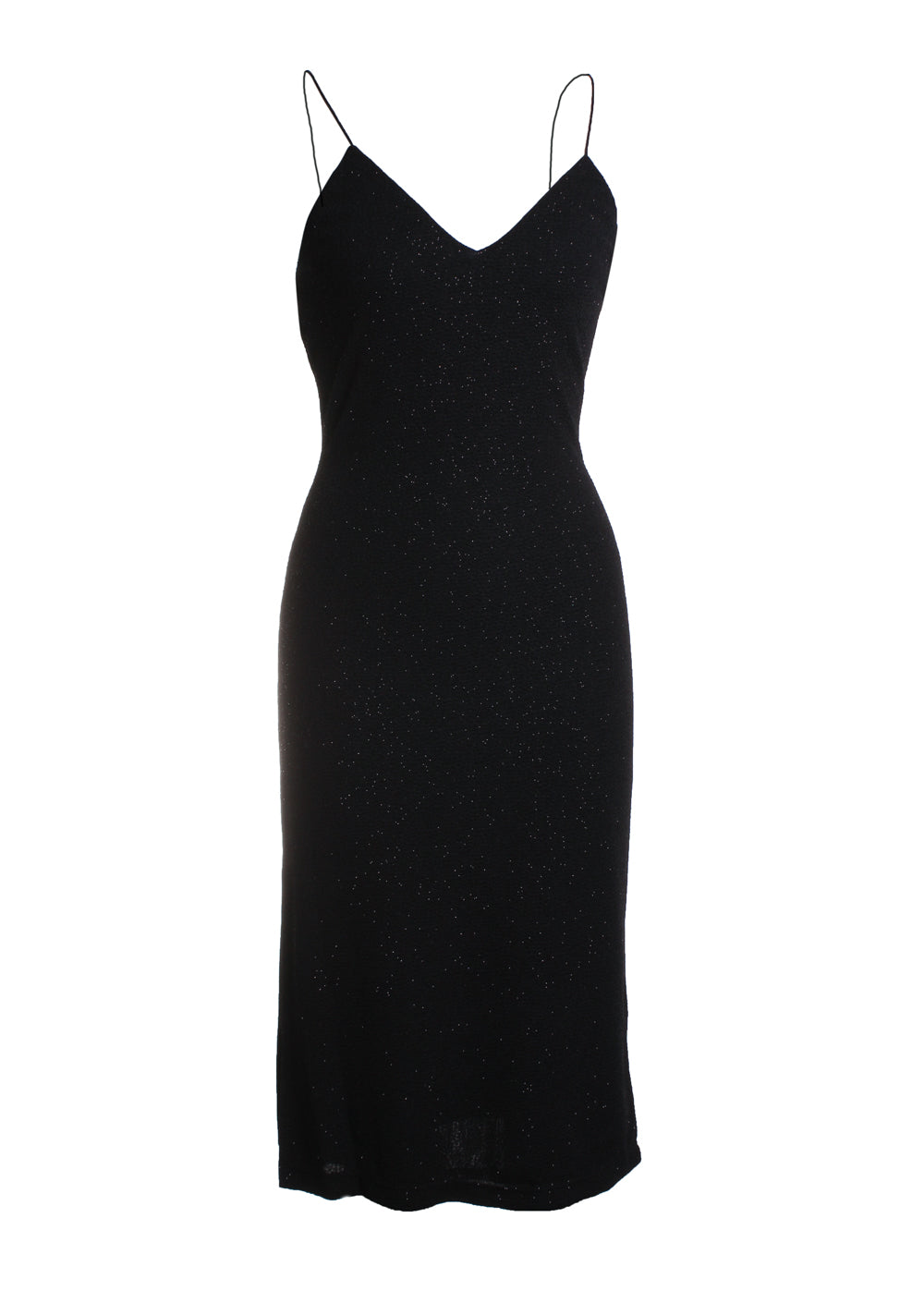 Stila Fitted Side-Slit Dress
