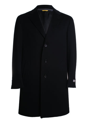 Wool Topcoat
