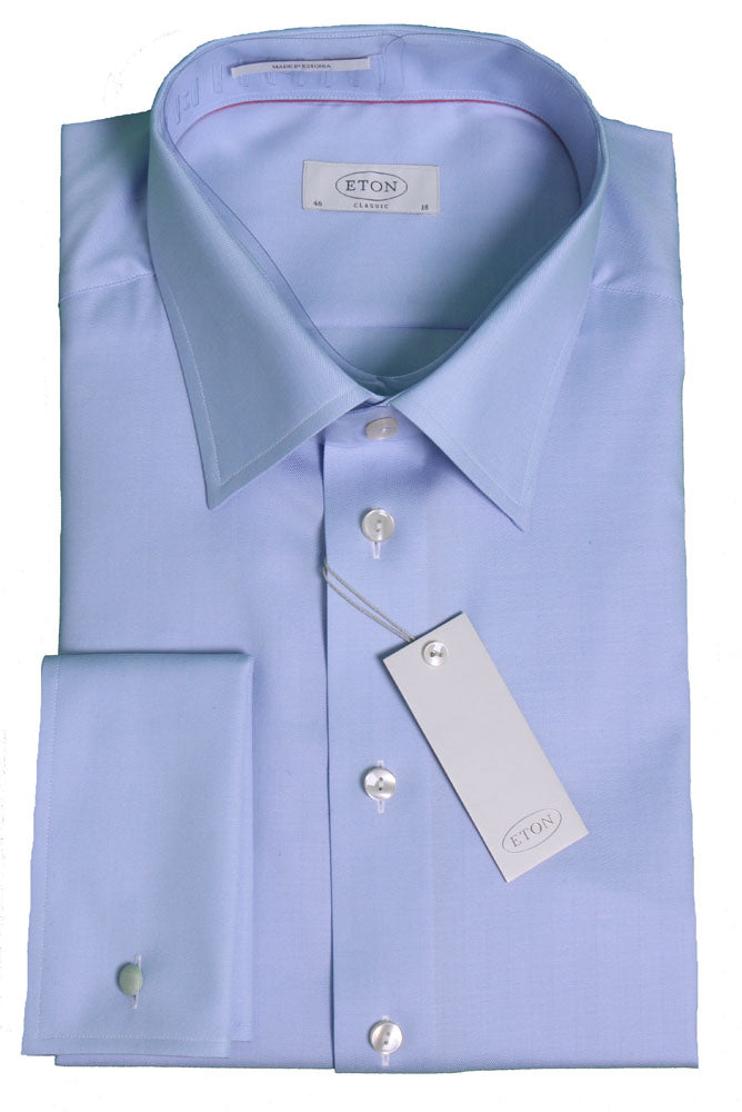 Classic Fit French Cuff Dress Shirts