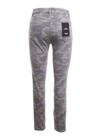 Barbara Surplus Camo Skinny Jeans