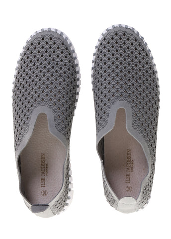 Tulip Slider Shoes in Grey