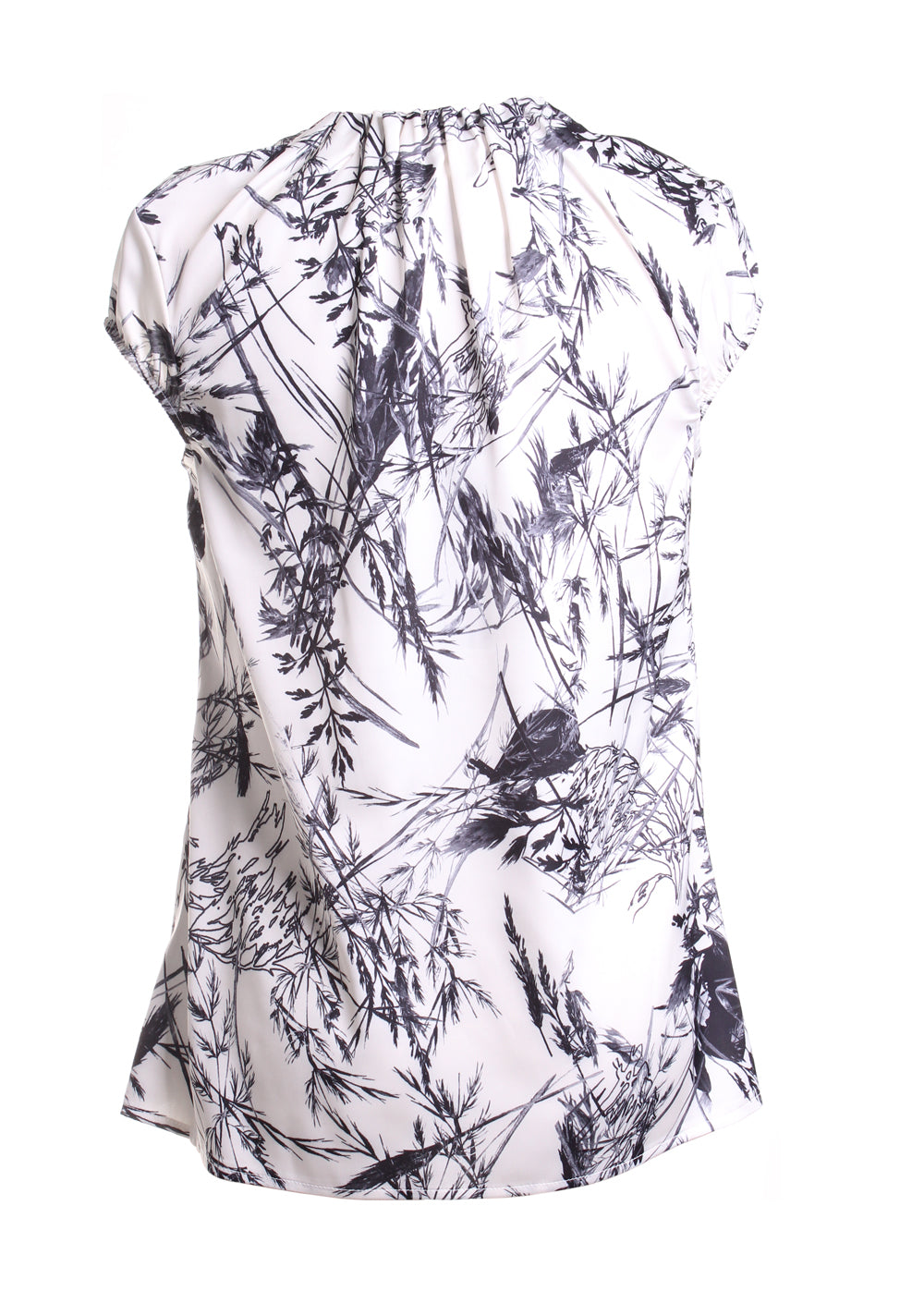 Cami Printed Blouse