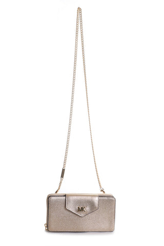 Small Phone Leather Crossbody