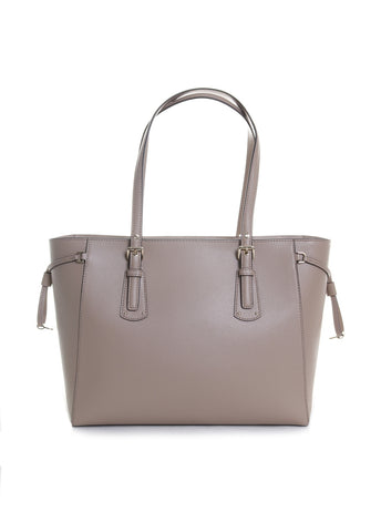 Voyager Leather Medium Multifunction Tote