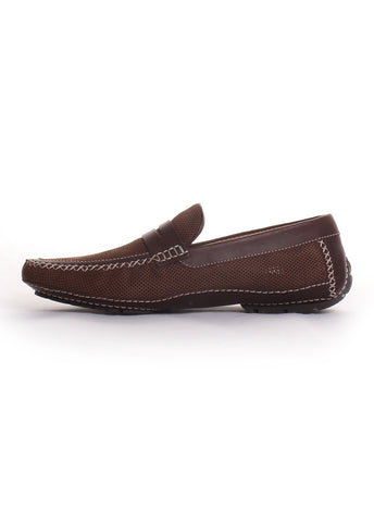 Moreschi 'Bahamas' Loafer in Brown