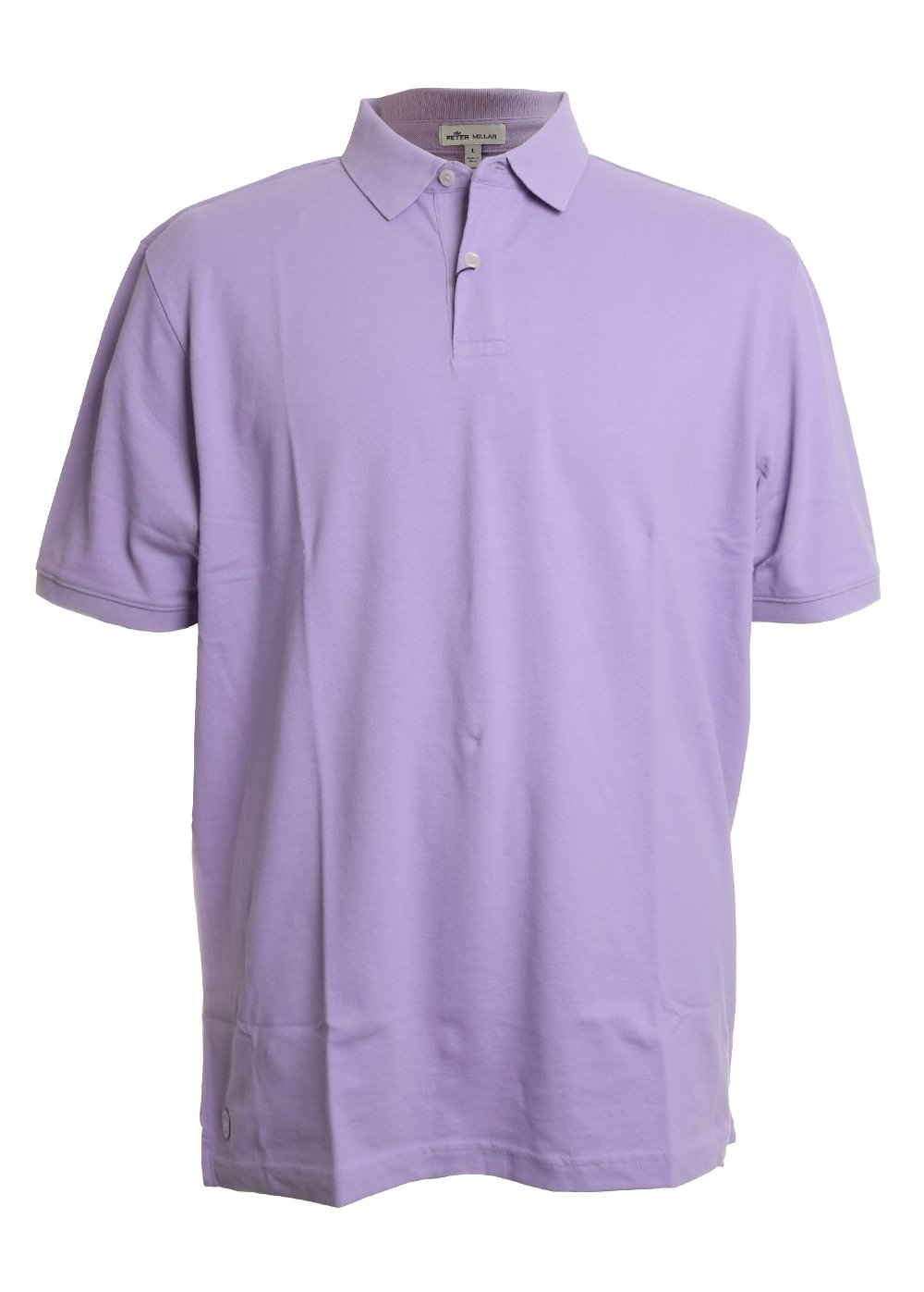 Crown Classic Pique Cotton Polo Shirt