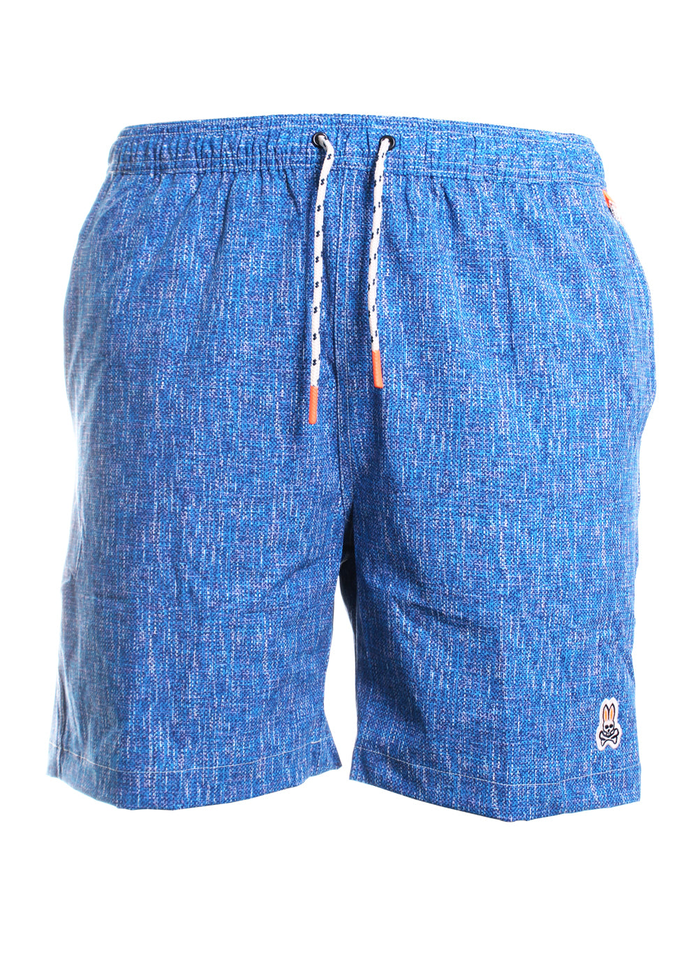 Ikat Print Swim Shorts