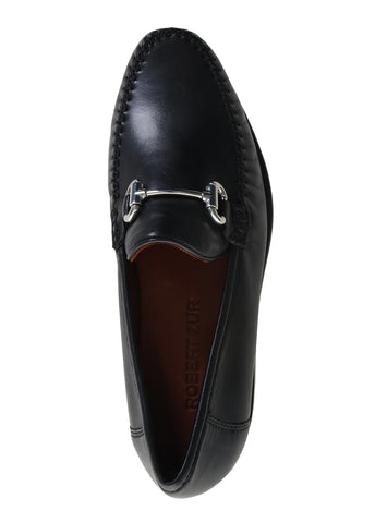 Elton Bit Leather Loafers