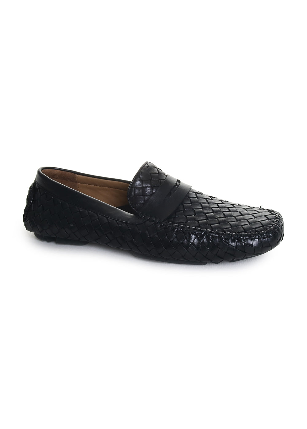 San Tropez Leather Loafers