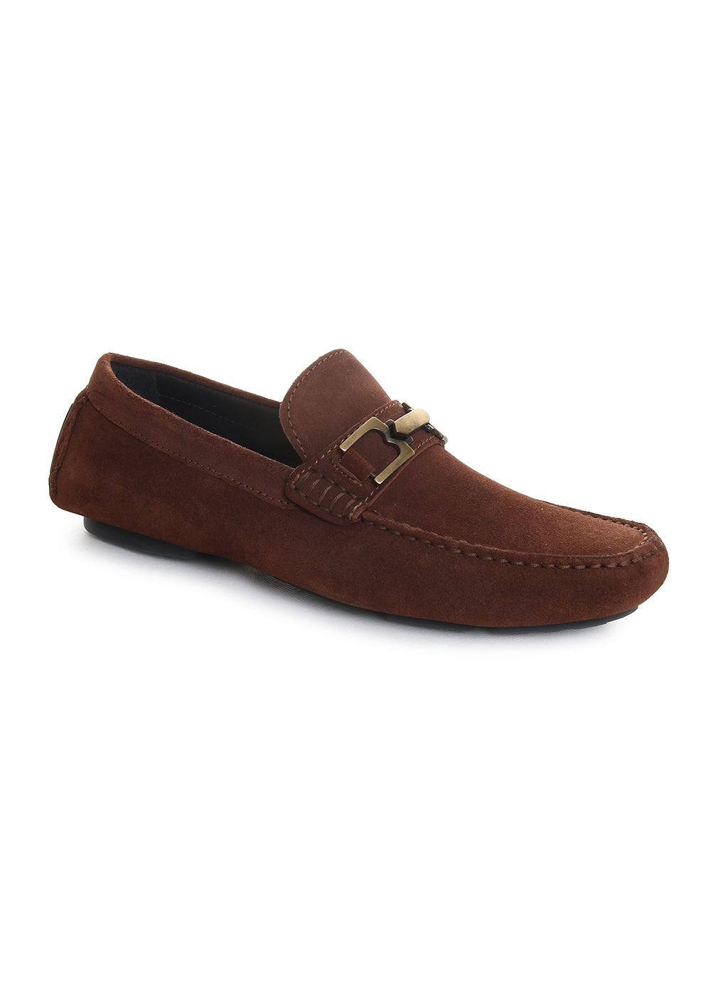 Rodd & Gunn Redwood Pass Moccasin in Chocolate