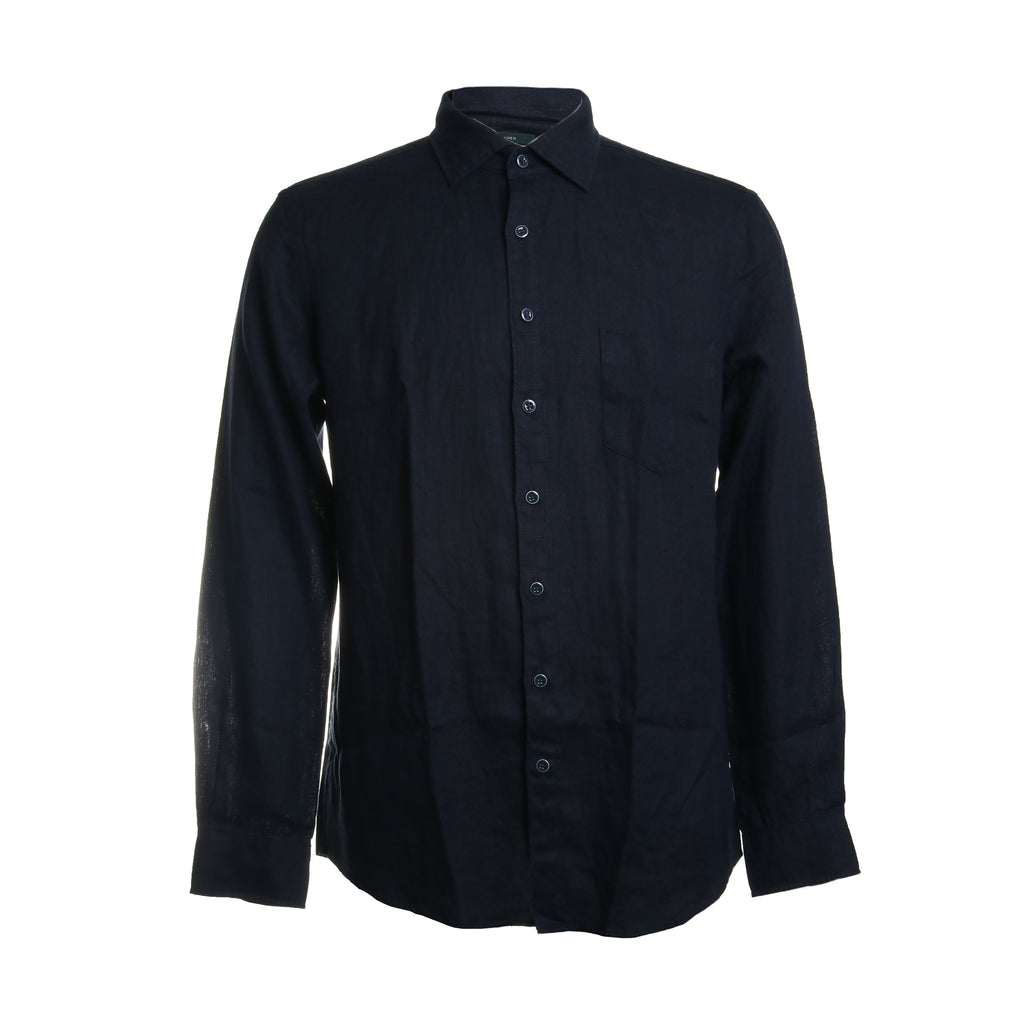 Tindall Linen Button Down Shirt