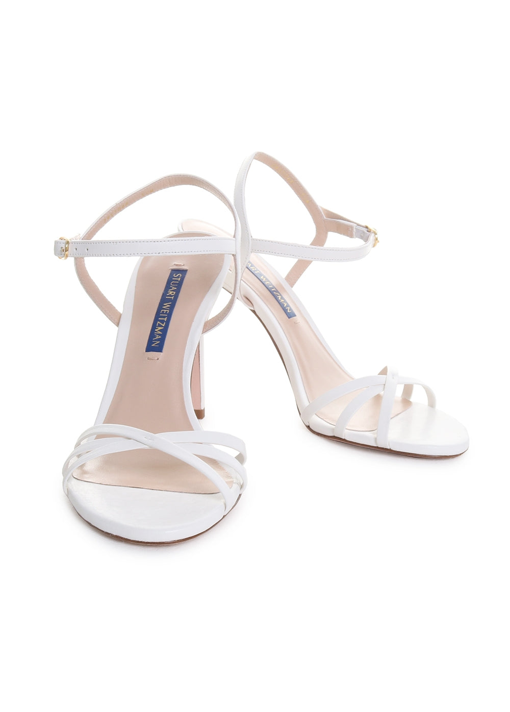 Starla 105 Patent Leather Heeled Sandals
