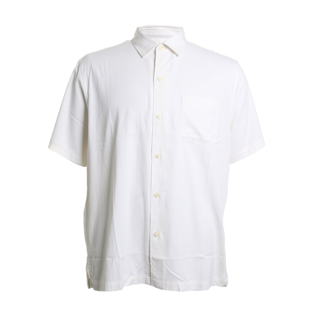Catalina Silk Button Down Shirt