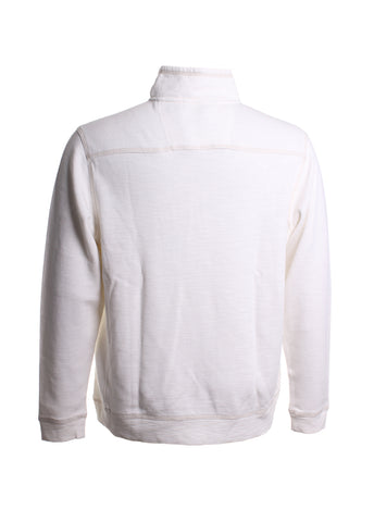 Tobago Bay Half Zip Cotton Sweater