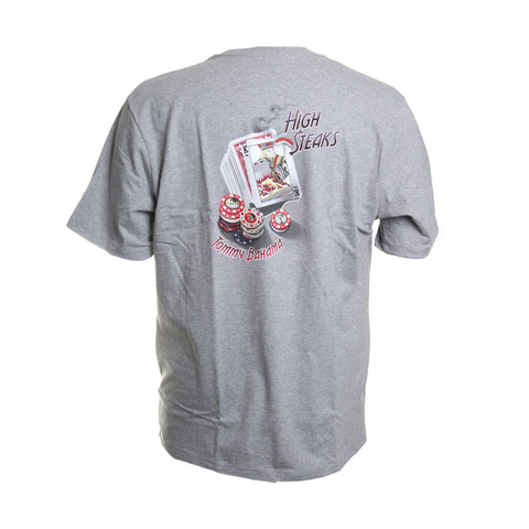 Cotton High Steaks Tee