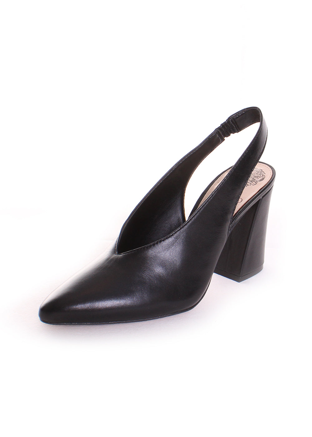 Tashinta Slingback Pump in Black