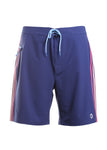Vineyard Vines Sunset Side Stripe Board Shorts in Deep Bay
