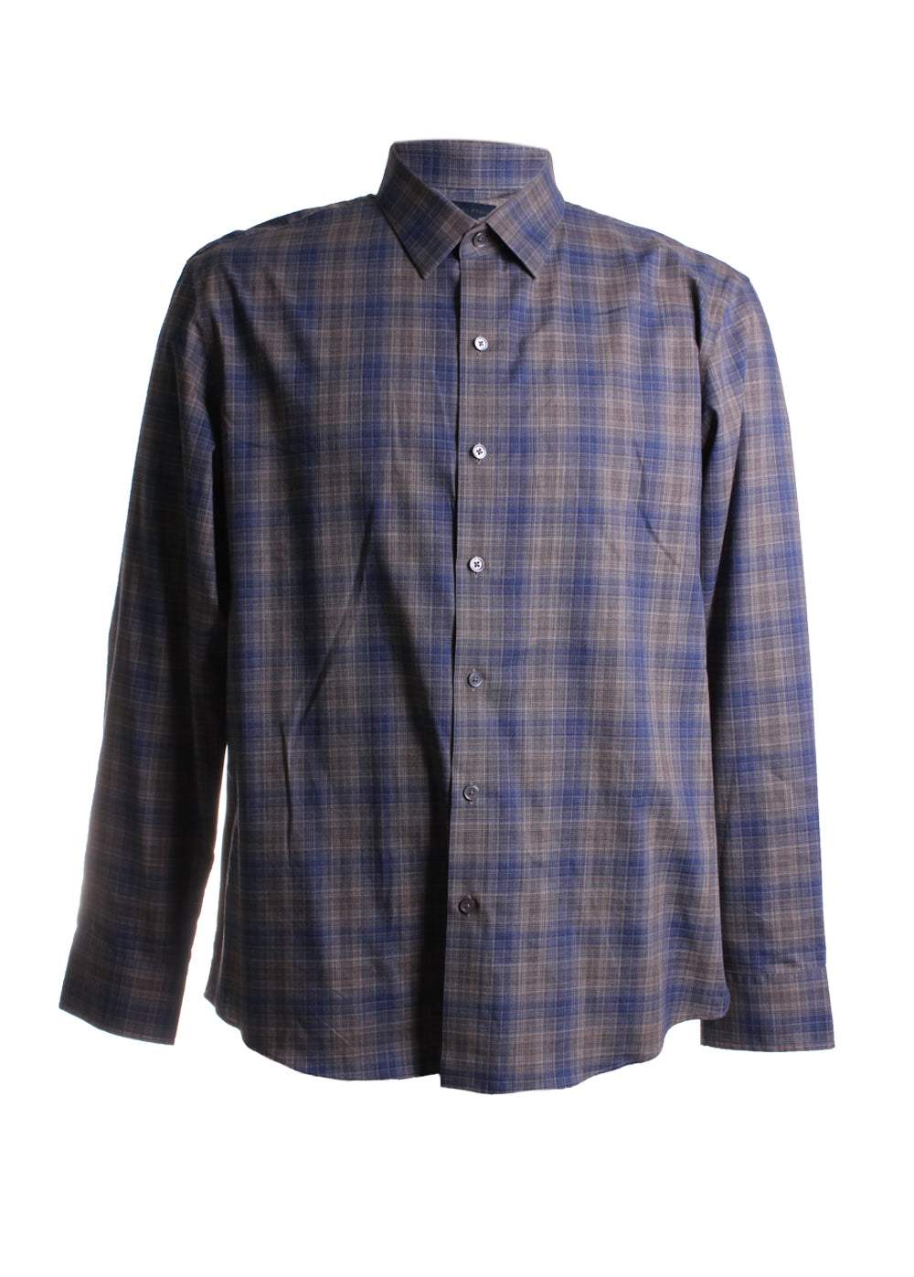 Compton Plaid Shirt