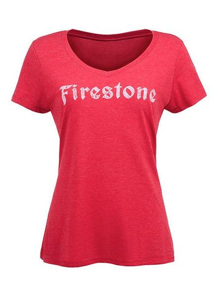 Ladies Vintage Logo T-Shirt