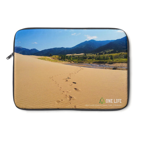 GREAT SAND DUNES NP - LAPTOP SLEEVE