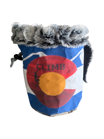 COLORADO CLIMB CHALK BAG