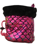 PINK MERMAID - WILD COLLECTION CHALK BAG