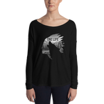 ONE LIFE WOLF - Women's Long Sleeve