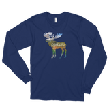 ONE LIFE MOOSE - Women's Long Sleeve