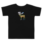 ONE LIFE MOOSE - Toddler Short Sleeve Tee