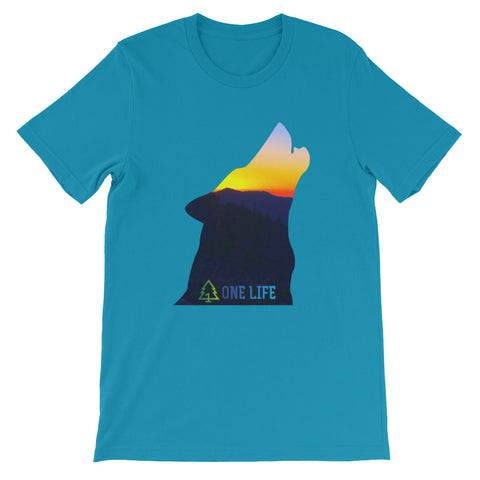 ONE LIFE HOWLING - Short Sleeve T-Shirt