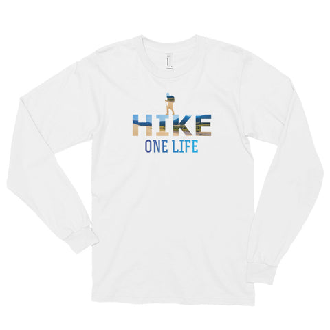 ONE LIFE HIKE GREAT SAND DUNES - Long Sleeve T-Shirt