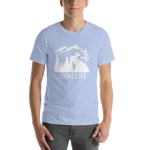LET THE JOURNEY BEGIN (white) - Short Sleeve T-Shirt