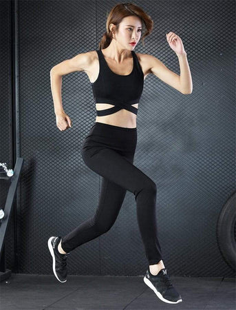 Legging  sport thermo-sudation Fitness yoga running - Atoutgirls.com