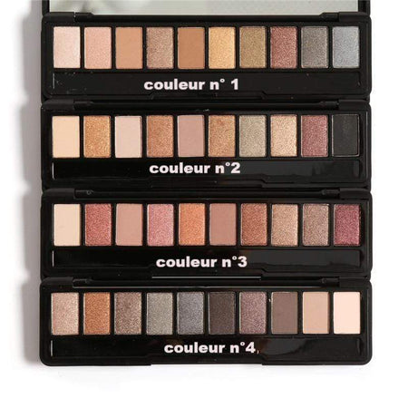 Pallette Makeup Professionel - Atoutgirls.com
