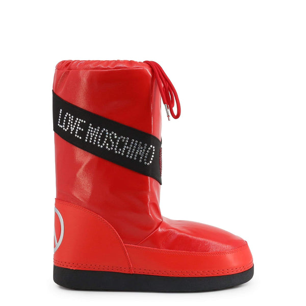 Love Moschino - JA24022G1BIW red / EU 35-36 Atoutgirls